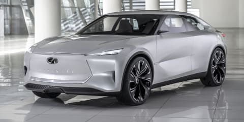 Infiniti Qs Inspiration concept unveiled in Shanghai