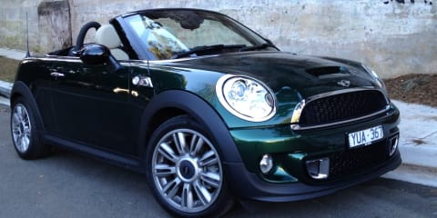 Mini Cooper S Roadster Review