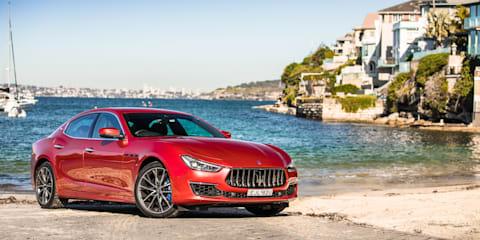2021 Maserati Ghibli Hybrid review