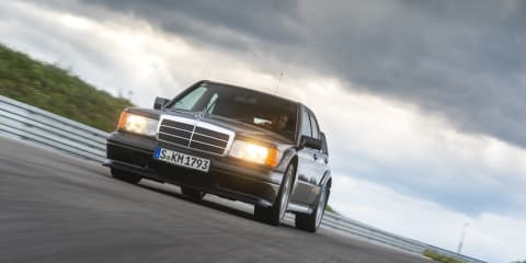 Modern Classic Review: 1990 Mercedes-Benz 190E 2.5-16 Evo II (W201)