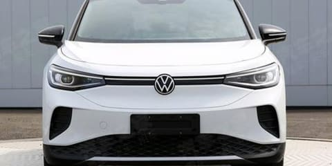 2021 Volkswagen ID.4 models revealed early in leaked pictures