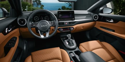 2021 Kia Cerato sedan facelift officially revealed, Australian launch in May – UPDATE