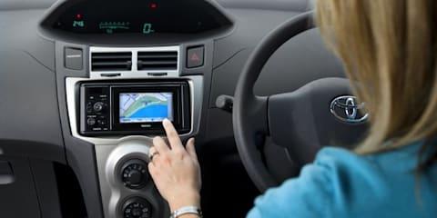 Toyota release 'FollowMe' portable Satellite Navigation