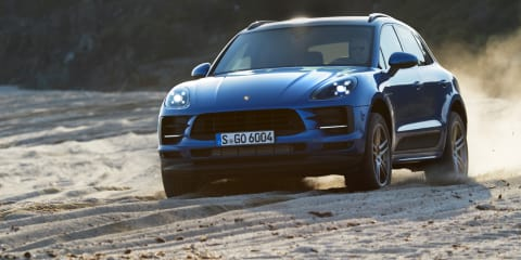 2019 Porsche Macan priced from $81,400
