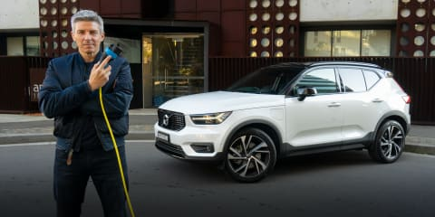 Video: 2021 Volvo XC40 Recharge PHEV review