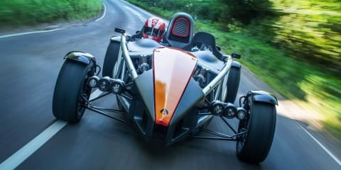 Ariel Atom 3.5: road-going go-kart scores stiffer chassis, more tech