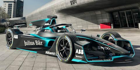 Formula E reveals Gen 2 Evo car for 2020