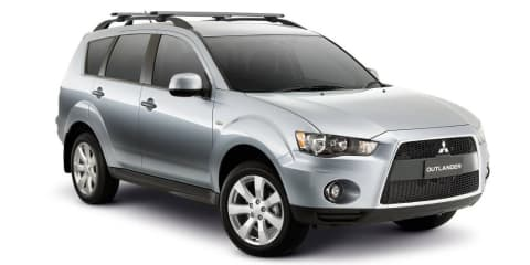 2011 Mitsubishi Outlander ACTiV on sale in Australia