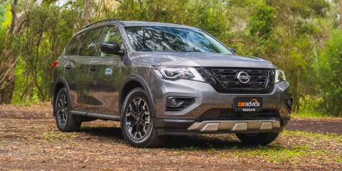 2020 Nissan Pathfinder ST-L N-Trek 4WD review
