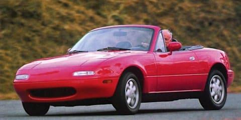 Mazda MX-5 clubs set to celebrate 20th Anniversary