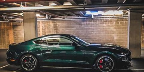 2018 Ford Mustang Fastback Bullitt review Review