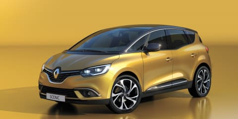 2017 Renault Scenic:: Funky French MPV not bound for Australia