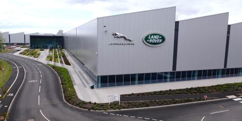 Jaguar Land Rover not for sale: Tata