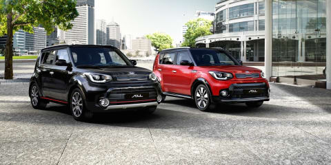 2017 Kia Soul gets turbo engine and new equipment - UPDATE