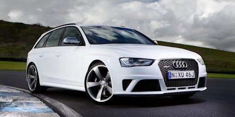 Audi RS4 Avant: hot wagon rolls into Australia
