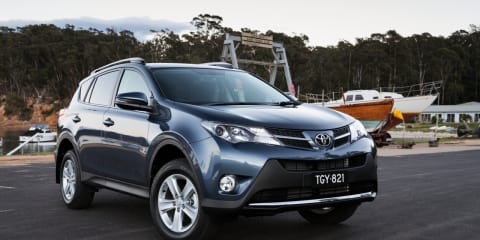 2013 Toyota RAV4 Pricing, Details & Specifications