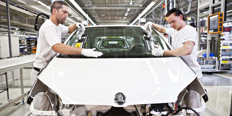 Skoda reaches 15-million car milestone