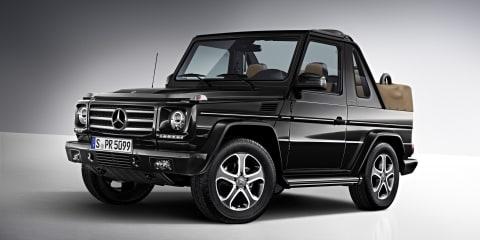 Mercedes-Benz on convertible SUVs: we will find a market