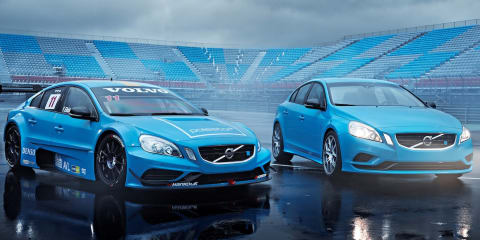 Volvo announces V8 Supercars program, using Yamaha V8