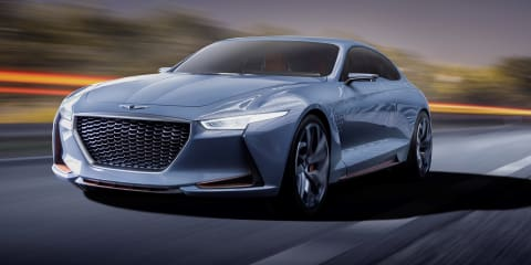 Hyundai's Genesis under 'no illusion' about luxury challenge
