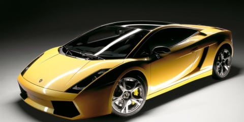 Lamborghini Gallardo LP560-4 Bicolore to debut at Detroit Auto Show