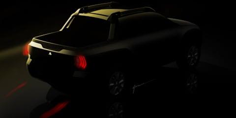 Renault pick-up teased ahead of international debut