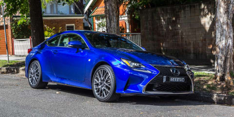 2016 Lexus RC200t F Sport Review