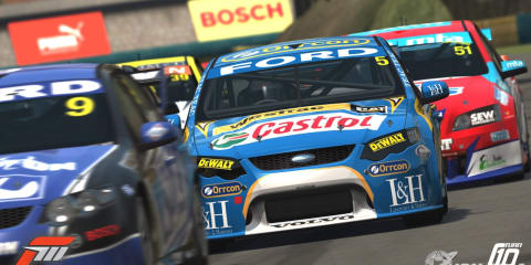 V8 Supercars confirmed for Forza 3