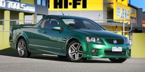 2011 Holden Commodore SV6 Ute Review