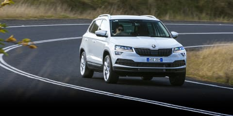 2018 Skoda Karoq review