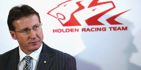 Mark Skaife's European approach to road safety falls on deaf ears
