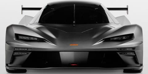 2021 KTM X-BOW GTX launched with radical 'jet fighter' canopy, confirmed for Australia