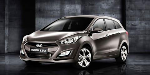 2012 Hyundai i30 wagon revealed
