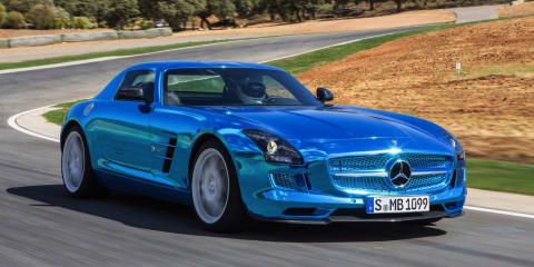 AMG EVs a logical step, Mercedes R&D chief says