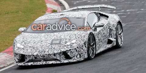 Huracan Performante:: New hero Lambo will top the Aventador SV's Nurburgring time