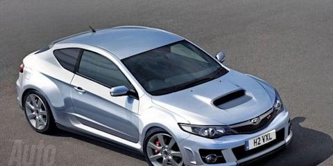 Subaru Impreza WRX STI Coupe could make a comeback