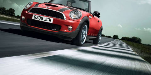 MINI John Cooper Works Cabrio due here next month
