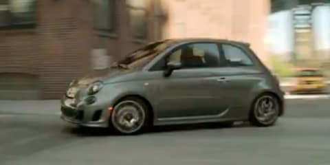 Fiat 500T: new model teased in US TV ad