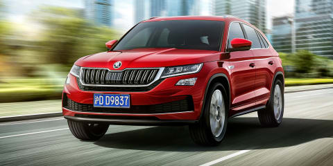 2019 Skoda Kodiaq GT revealed for China - UPDATE