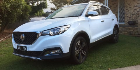 2018 Mg ZS Essence review Review