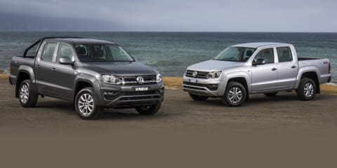 2017 Volkswagen Amarok pricing and specs