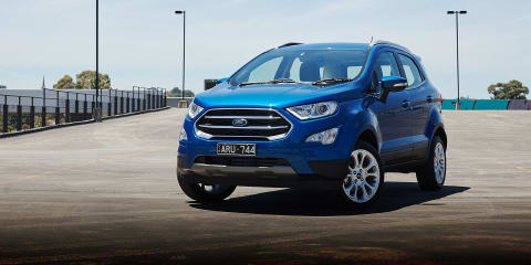 2018 Ford EcoSport Titanium review