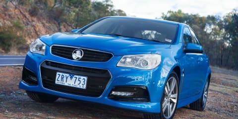 2013 Holden VF Commodore SV6 Review
