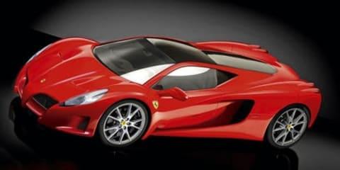 Ferrari Enzo successor to feature HY-KERS regenerative braking