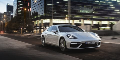 Porsche Panamera Turbo S E-Hybrid revealed, on sale in Australia now