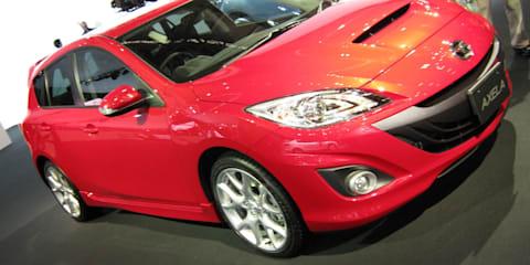 Mazda stand at Tokyo Motor Show