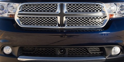 Dodge to abandon cross-hair grille for new family face