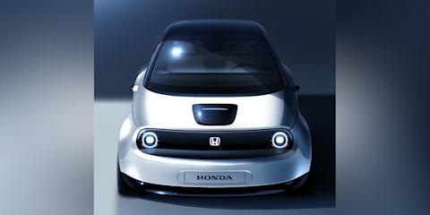 Honda Urban EV: Production prototype to debut in Geneva