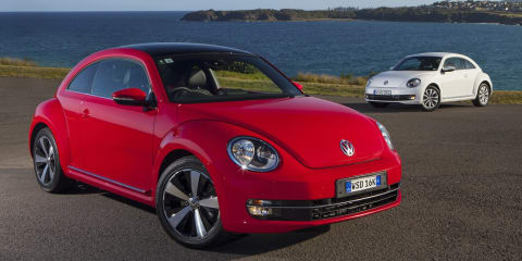 2013 Volkswagen Beetle: pricing and specifications