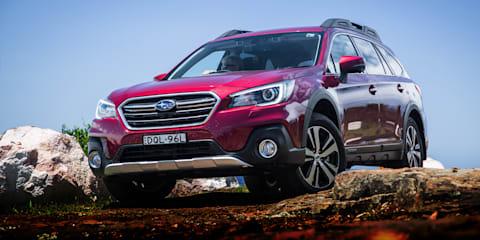 2018 Subaru Outback review: 2.5i Premium